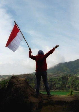 Dieng, Indonesia