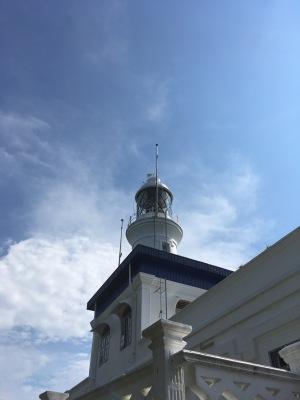Cape Rachado Light House Tanjung Tuan, Malaysia