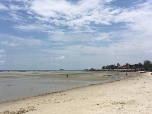 Pantai Saujana Negeri Sembilan, Port Dickson